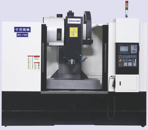 MCV-1160加工中心机