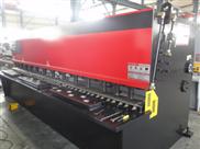 12×4000液压摆式剪板机 数显液压剪板机