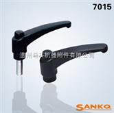 SANKQ,SK7015塑料尼龙可调位紧定手柄