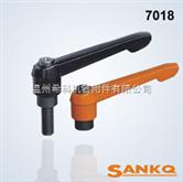 SANKQ,SK7018加厚型可调位紧定手柄