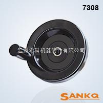 SANKQ,SK7308背面波纹手轮,胶木手轮