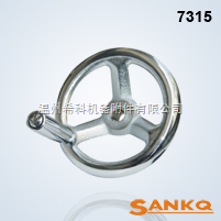 SANKQ,SK7315铸铁手轮,手轮