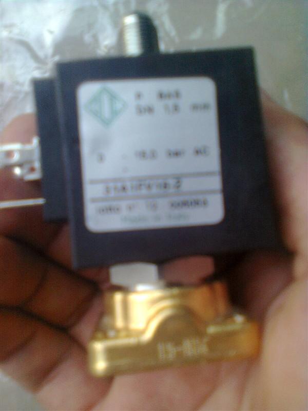正品意大利ode电磁阀,21W3KV190