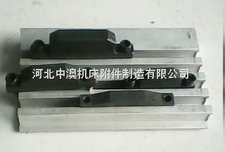 六槽槽板%铝合金槽板,行程撞块,限位槽板