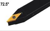 SVVCN螺钉压紧式外圆车刀72.5度