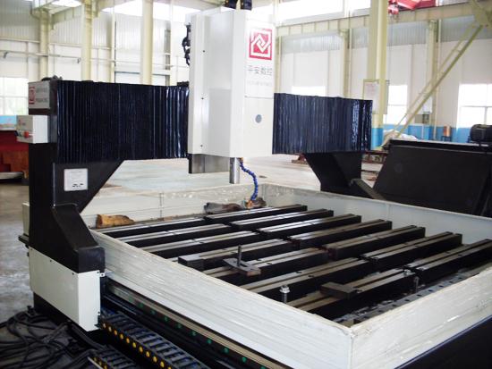 数控龙门钻床设备型号和床身重量