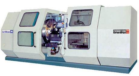 CKW61100-1数控车床-星火机床