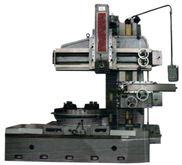 C5523A单立柱工作台移动立式车床