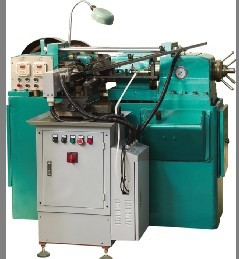 滚丝机自动送料机 长轴短轴均可 大小头滚丝 全丝——浙江台州滚丝机