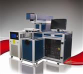 石油管道激光打标机三工光电SDM75