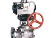 Q641F/Y-16C-DN50气动浮动球阀厂